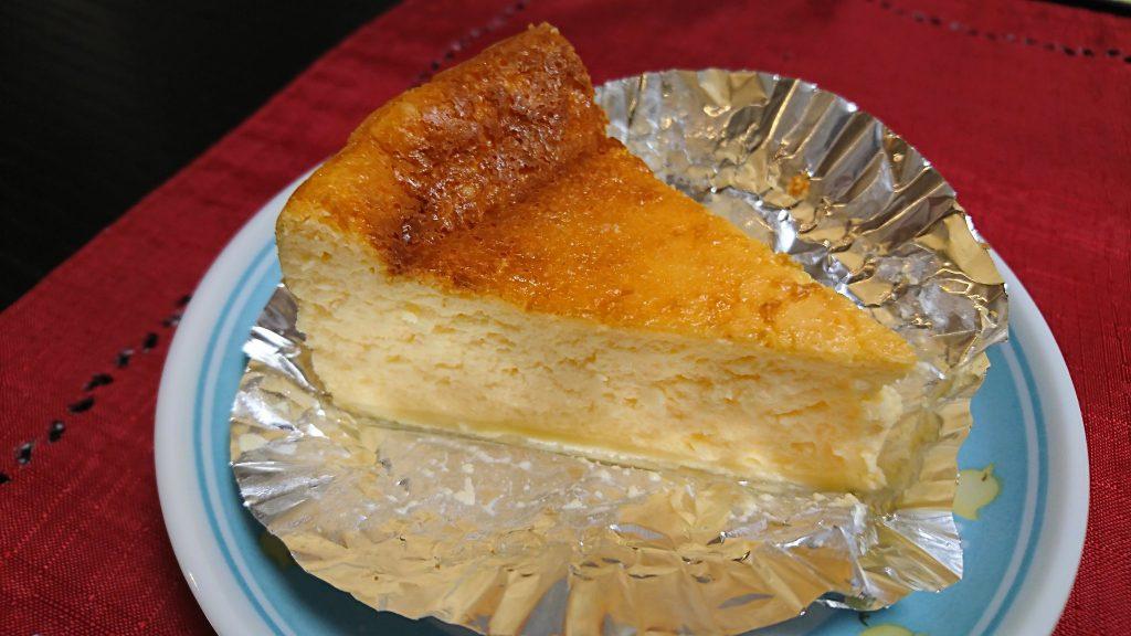 セル・オ・ブレのNYチーズケーキ