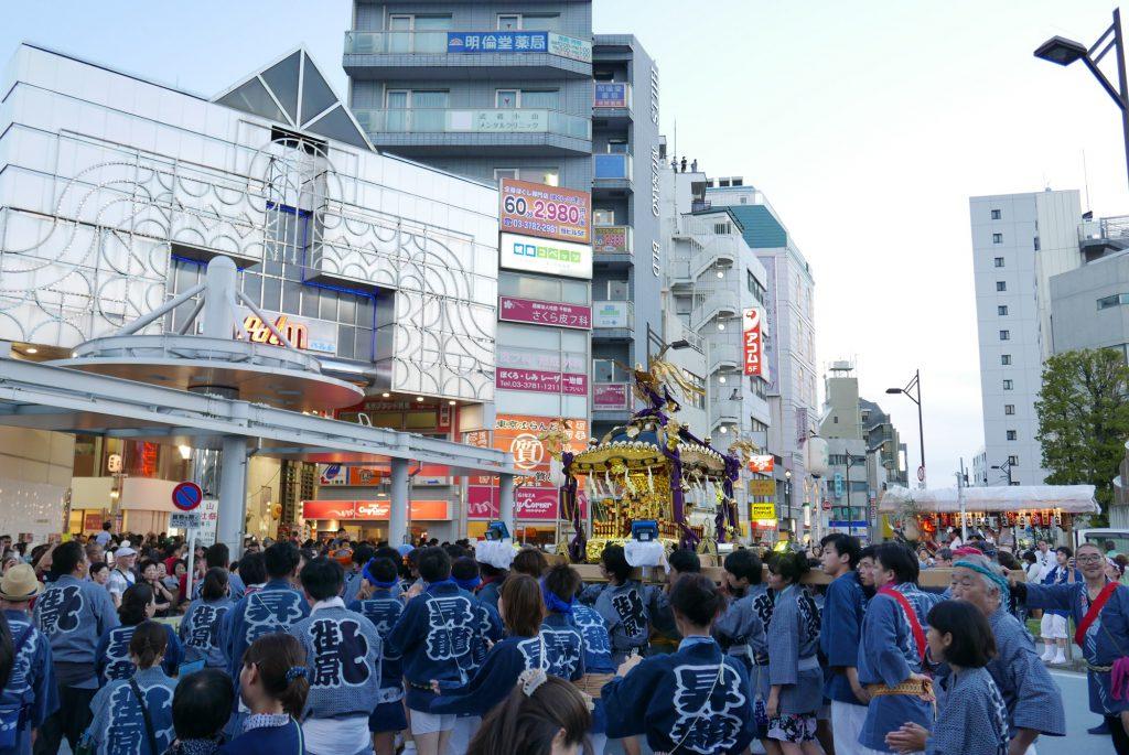 2017年の両社祭